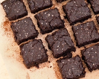 Make your own Healthy flaxseed Brownie