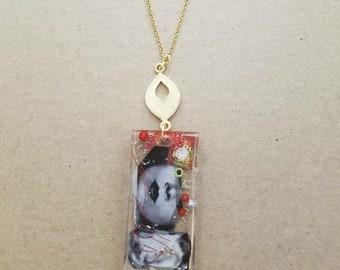 Mae West necklace