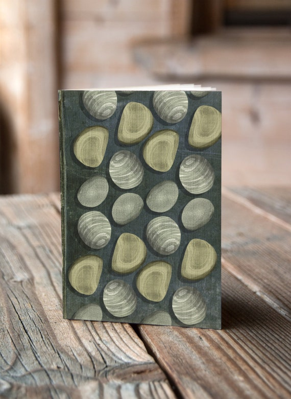 A6 Pebbles - Notebook / Sketchbook / Journal