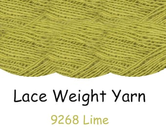 100% Icelandic Lace Weight Yarn - Einband - Good for shawls and fine knitting