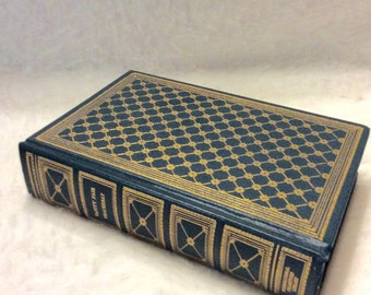 Vanity Fair by William Makepeace Thackeray. Near Mint 1949 with notes. Free ship to US.