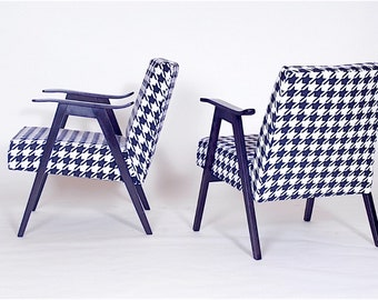 Thonet armchairs from 1960 after renovation