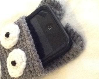 Totoro Cell Phone Cozy