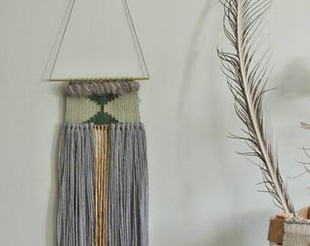 Woven wall hanging / Weaving