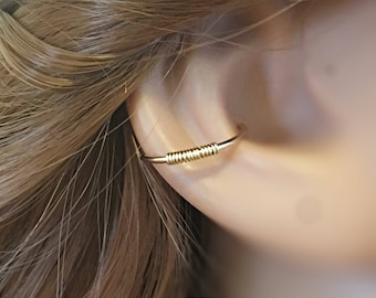 Gold Conch Piercing, Conch Earring, Conch Jewelry, Conch Ring, Conch Hoop, Conch Piercing Hoops, Conch Pierced Earring, Conch Piercing Hoop