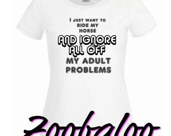Paarden shirts