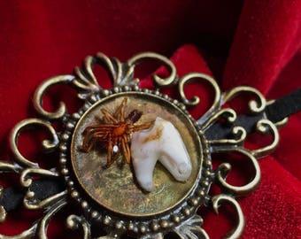 Spider/ Tooth Bracelet.