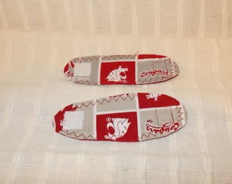 Washington Cougars - Cord Wraps - Set of 2