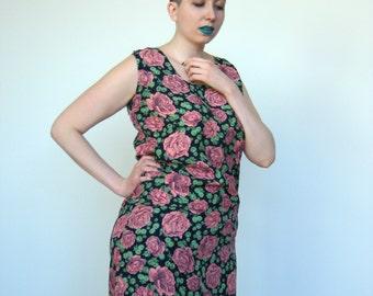 The Rosy Sleeveless Custom Summer Dress