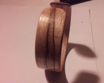 Ambrosia Maple bentwood bracelet