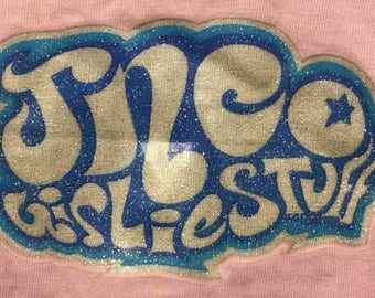 Authentic 90s Vintage JNCO Girlie Stuff T-Shirt
