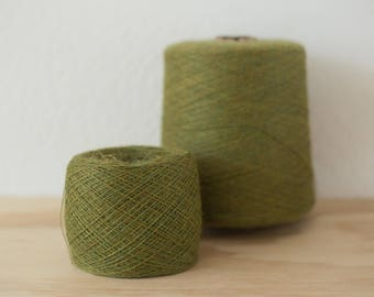 100% Alpaca Lace weight Yarn - 100g (color M705)
