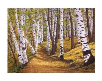 Path to Walden Pond