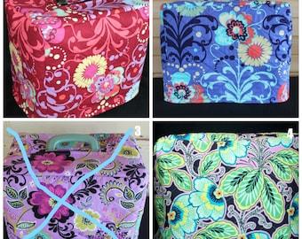 Singer Featherweight 221 Sewing Machine Custom Handmade Case Cover