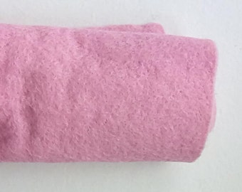 Baby Pink felt squares.