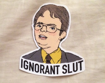 Dwight Stickers