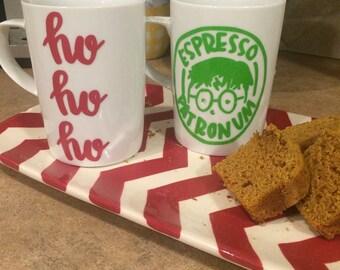 Espresso Patronum Harry Potter latte mug