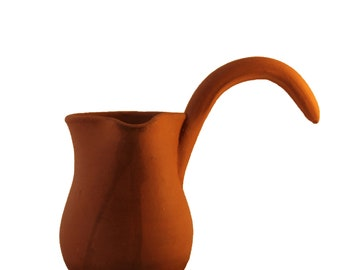 "Terracotta Turkish Coffee Pot ""Leila"""