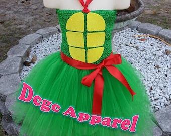 Ninja turtle skirt Etsy