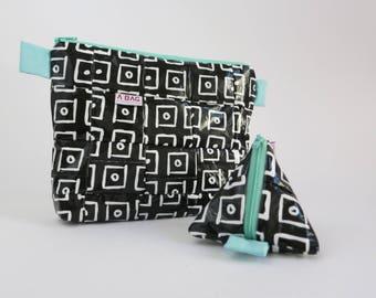 Big Gift Set, Christmas Gift Set, Christmas Gift, eco friendly gift, big cosmetic bag, tampon bag, vegan gift, gift for her, christmas, Set
