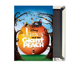 James and the Giant Peach Magnet