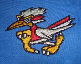 Runaway Road Runner Digital Embroidery Design