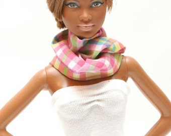 Doll clothes (scarf): Viola