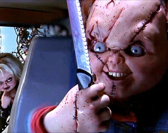 Chucky from the Child's Play films