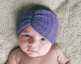 Crochet Pattern - It's a Cinch Headwrap