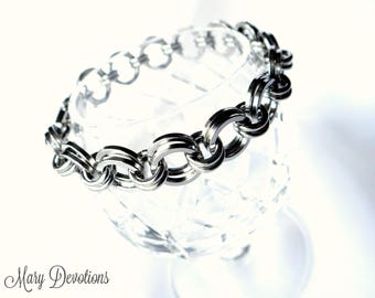 Stainless Steel Consecration Bracelet