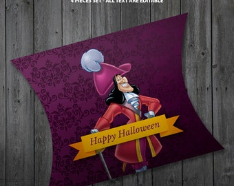 Disney Villains Pillow Boxes