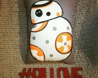 BB8 Pillow-Star Wars- The Force Awakens