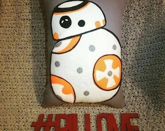 BB8 Pillow-Star Wars- The Force Awakens