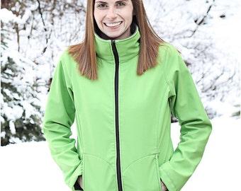 Cascade Fleece Jacket Pattern: Women's Jacket Sewing Pattern, Fleece Jacket Sewing Pattern