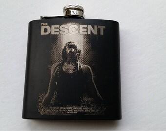 The Descent 6oz Flask