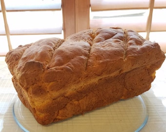 2 loaves of Gluten-free and Dairy-free Better Bread made in Ohio