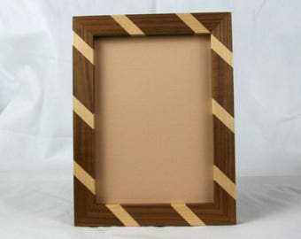 """Handmade picture/photo frame 5 """"x 7"""" handcrafted picture frames/photo framing 13x18cm"""