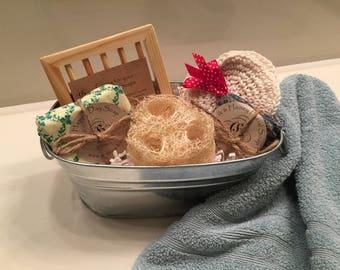 2 Soap Basket