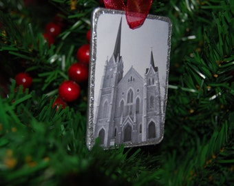 Ornament - St Andrew Church, Chicago