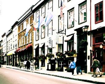 photography, street photography, Quebec City, Canada, urban, metro, vintage, retro, city, street, lifestyle, winter