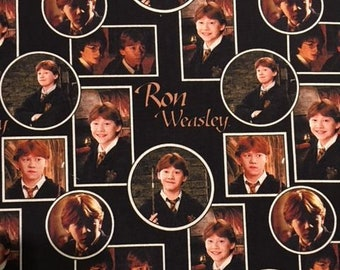 SALE - 2 yards Ron Weasley from Harry Potter