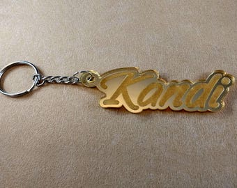 Key Chain Name - Birthdays, gifts, decor, party supplies