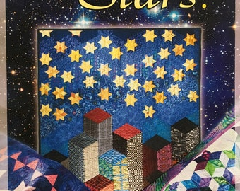 Oh My Stars! - Strip-Pieced--Really by Marci Baker