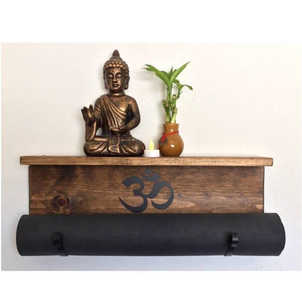 Wall Mounted Yoga Mat Holder Yoga Mat Holder Yoga Mat Rack