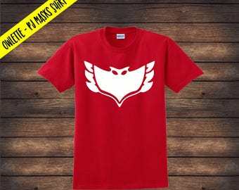 PJ Masks | Owlette Shirt | PJ Masks | PJ Masks Owlette | Owlette Shirt | Pj Masks | Pj Masks Family | Disney Pj Masks | Disney Junior Shirts
