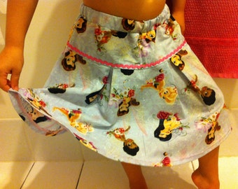 The Tinkerbell Fairies Skirt