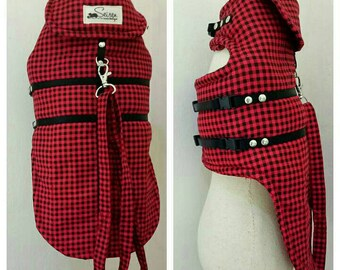 Coat for cats or toy dog,  ex : sitzhu, cihua, mini pom, toy poodle