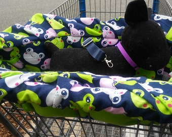 Dog Shopping cart cover