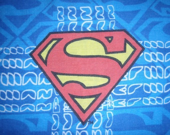 Up, Up and Away with Superman Twin Fitted  Sheet