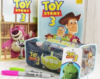 Toy Story 3 pencil case